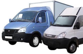 ГАЗель - мебельный фургон